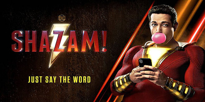 DC Comics Shazam Movie Trailer #2 Extended - Comic Book Movie News